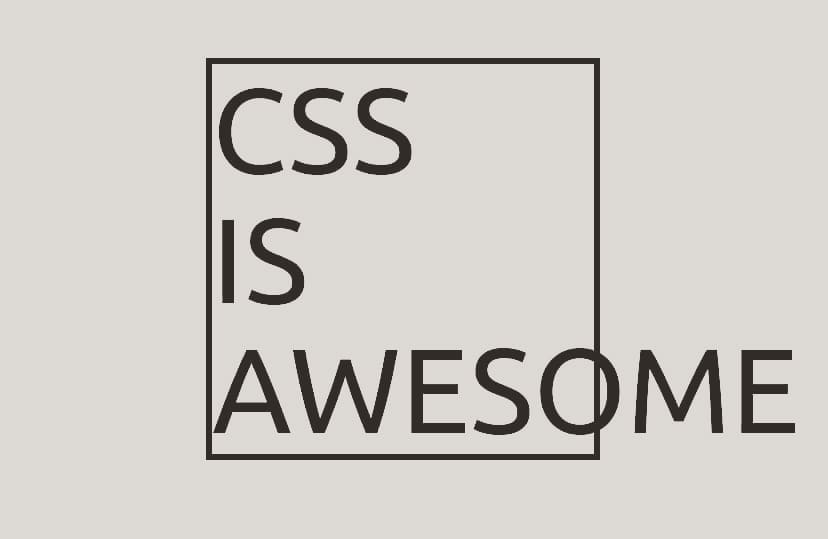 What's CSS?